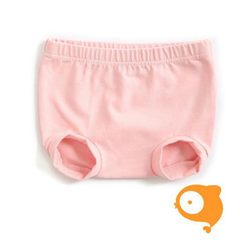 Mundo melocotón - Luierbroekje jersey roze