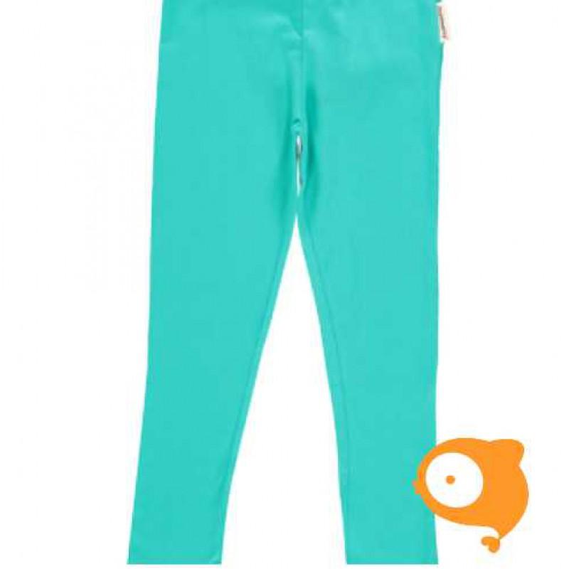 Maxomorra - Legging turquoise