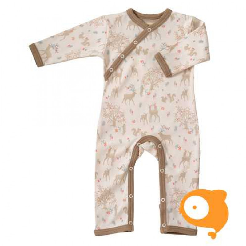 Pigeon - Pyjama romper long hert