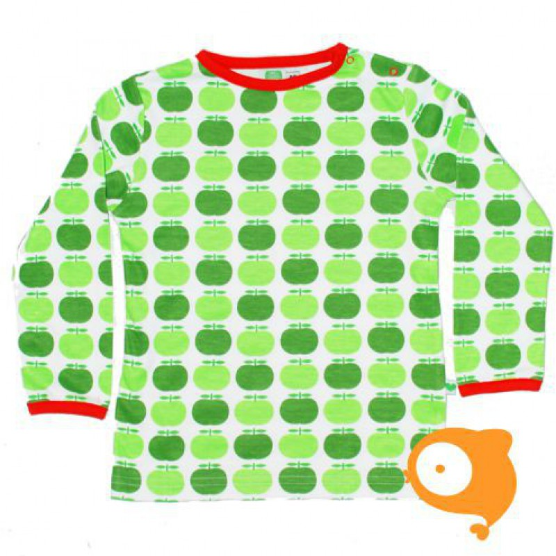 Sture&Lisa - Apple shirt longsleeve