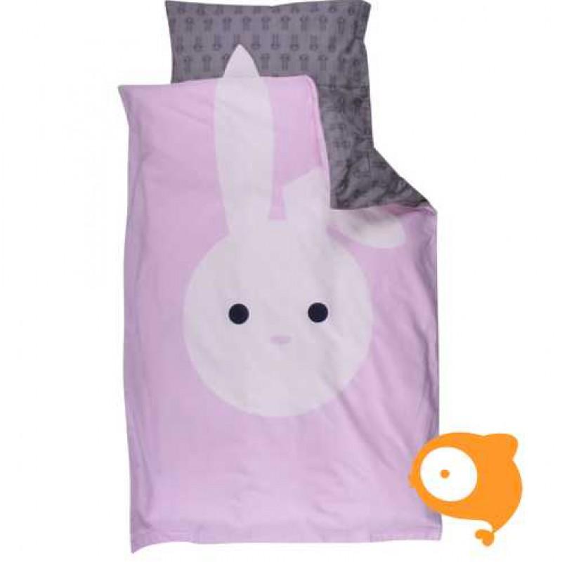 Fred's World - Dekbedovertrek bunny (junior) 100x135cm