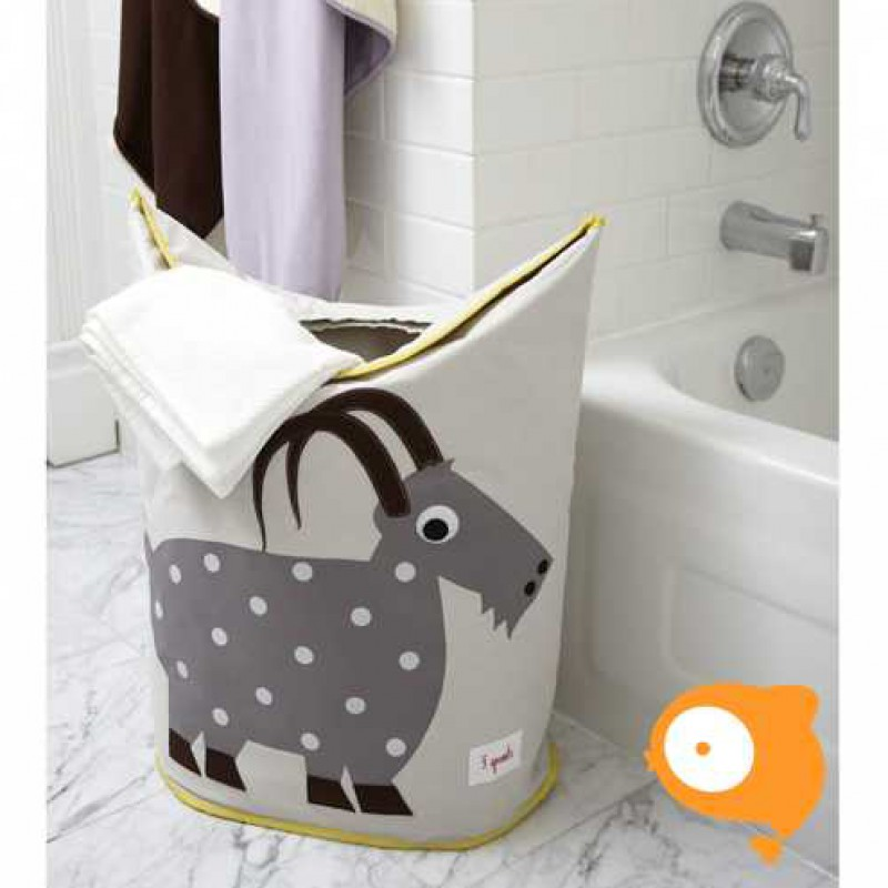 3Sprouts - Laundry Hamper Goat