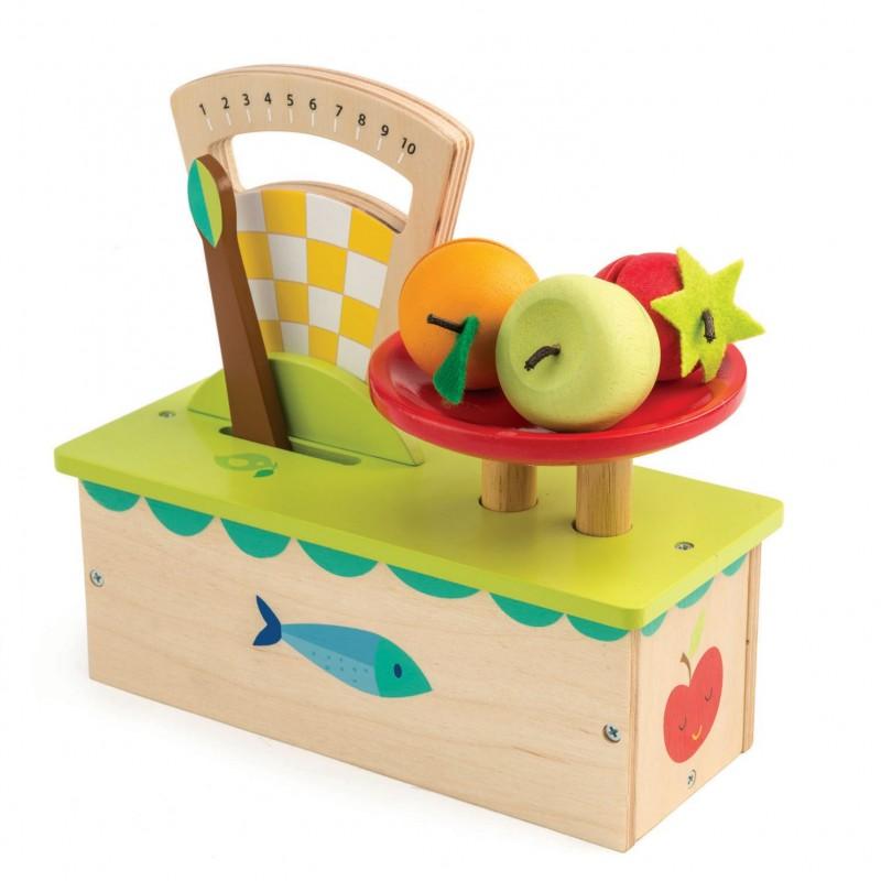Tender Leaf Toys - weegschaal