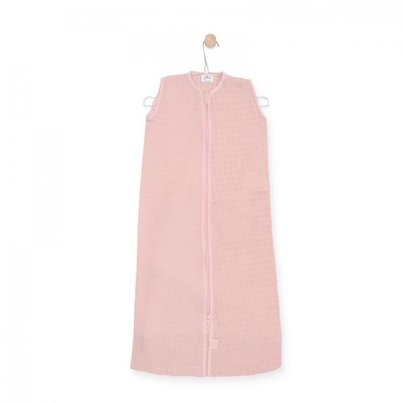 Jollein - slaapzak zomer hydrofiel pale pink - 70 cm