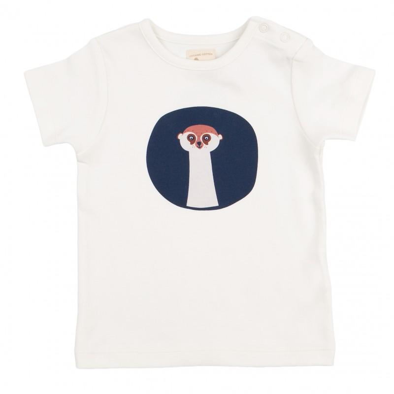 pigeon - T shirt meerkat