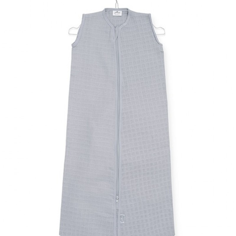 Jollein - slaapzak zomer hydrofiel soft grey -90cm