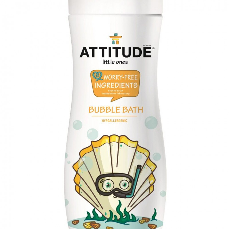 Attitude - Little Ones bubbelbad