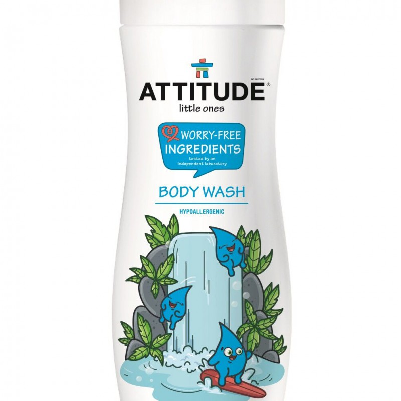 Attitude - Little Ones bodywash