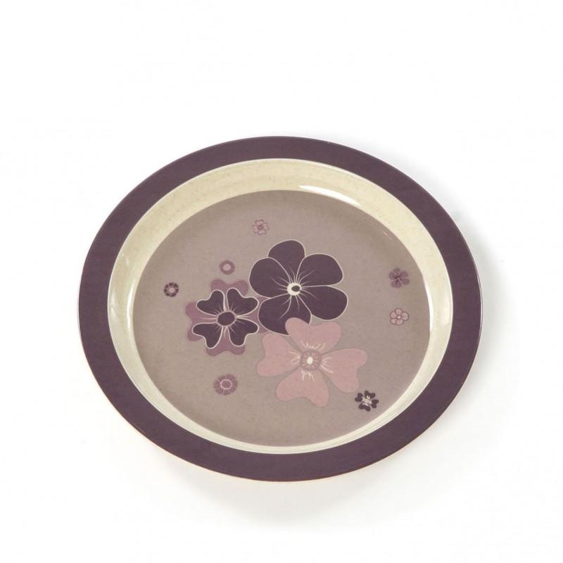 Smallstuff - plat bord flower