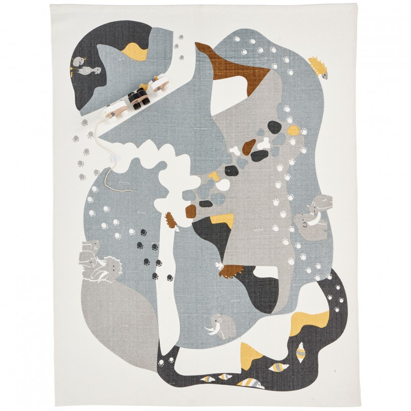 Kid's Concept - tapijt vloerkleed Neo