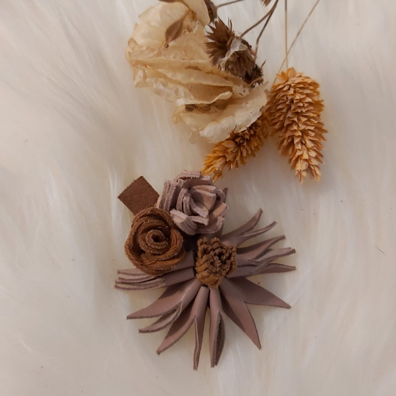 Atelier Ovive - Wild flower hairpin
