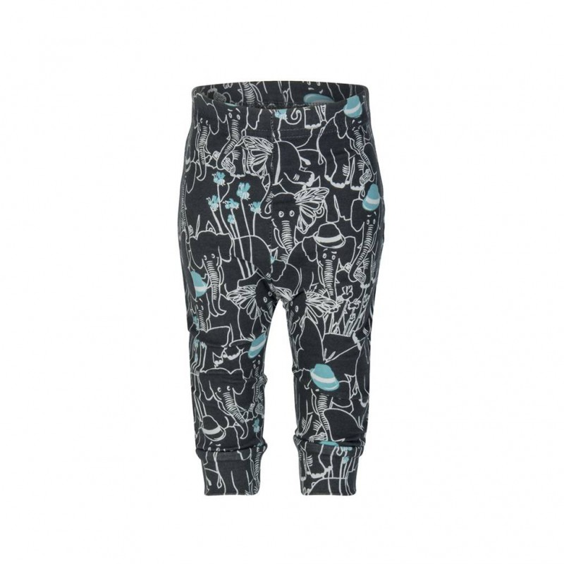 nOeser - Fly away lex pants elephant friends charcoal