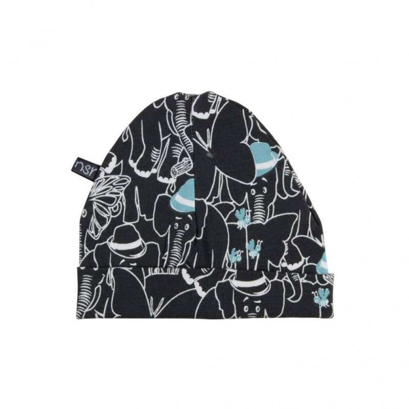 nOeser - Fly away hatti hat elephant friends charcoal