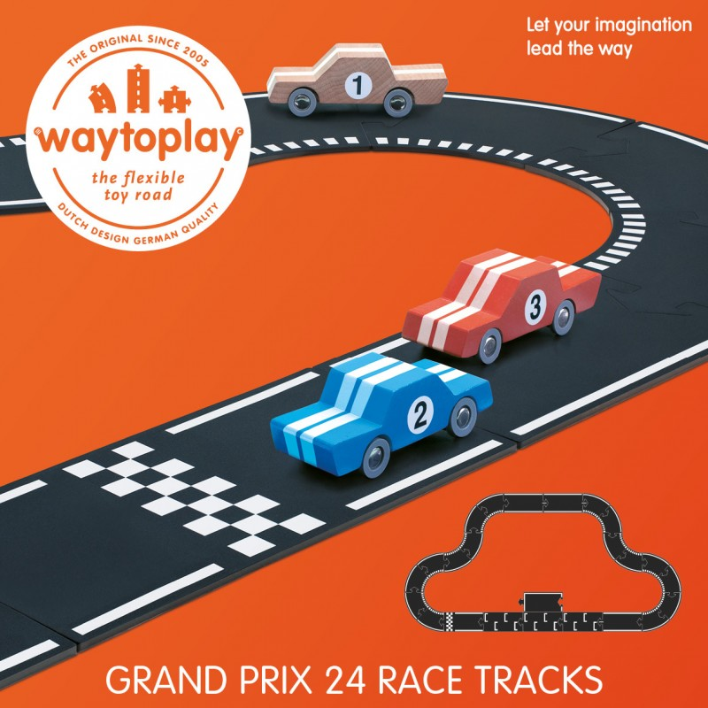 Way to play - Grand prix - 24 delig
