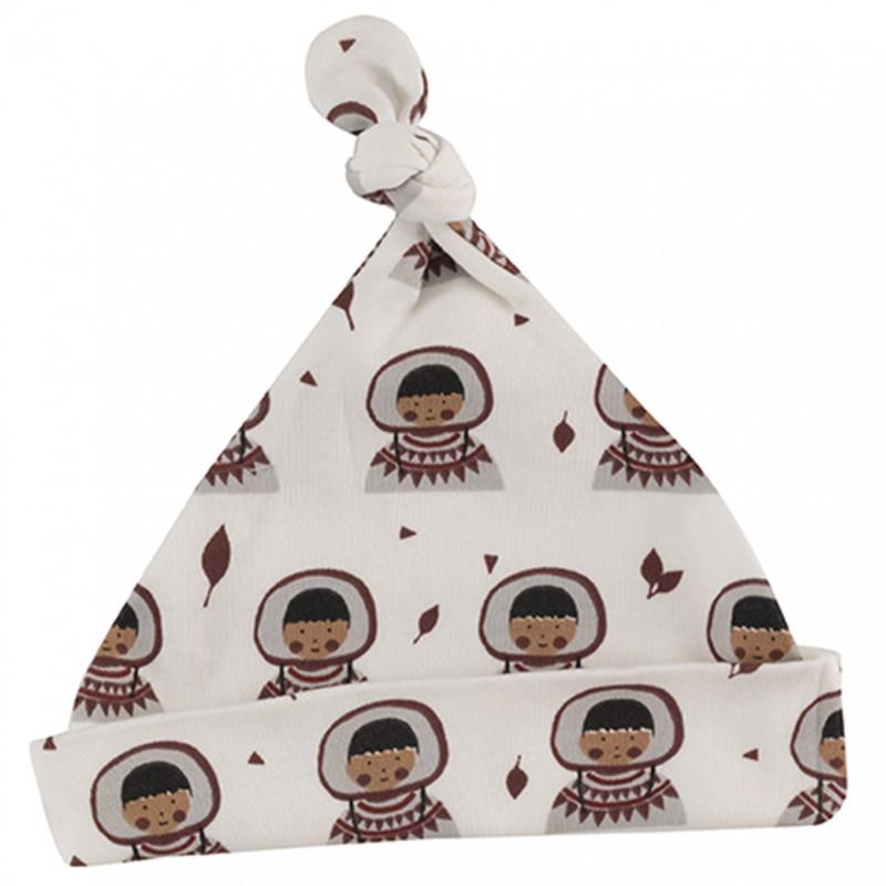 Pigeon - Geknoopte muts Inuit - spice