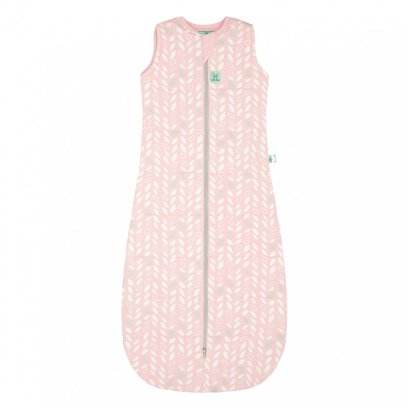 Ergopouch - Sleeping bag organic 2,5 TOG spring leaves