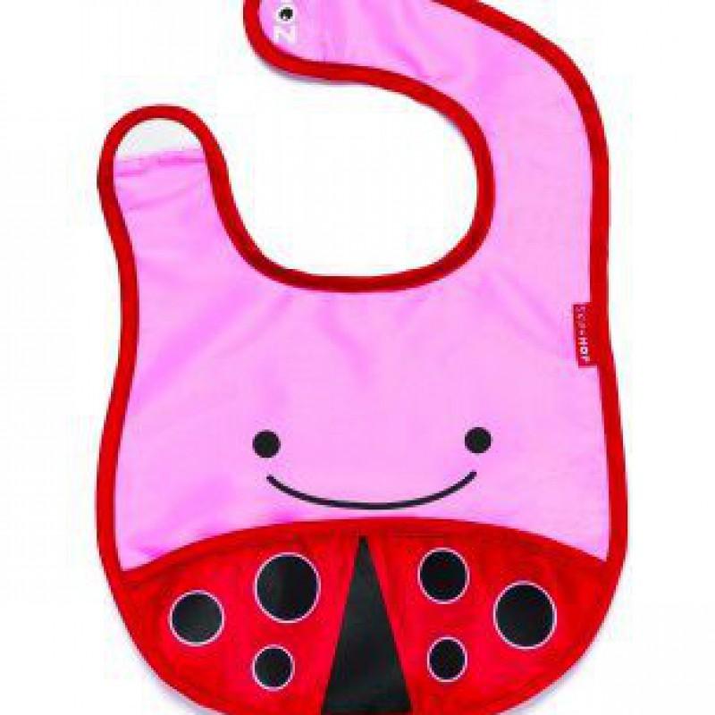 Skip Hop - Zoo Bibs Ladybug