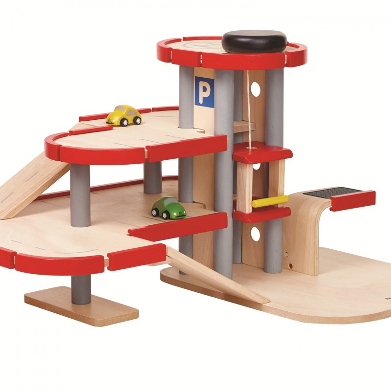 PlanToys - parkeergarage