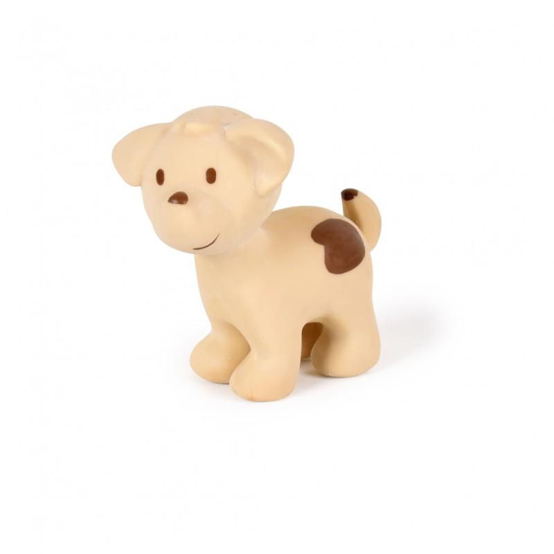 Tikiri - Bad- en bijtspeeltje met belletje - hond