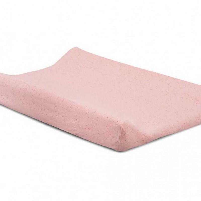 Jollein - waskussenhoes 50x70cm Mini dots blush pink