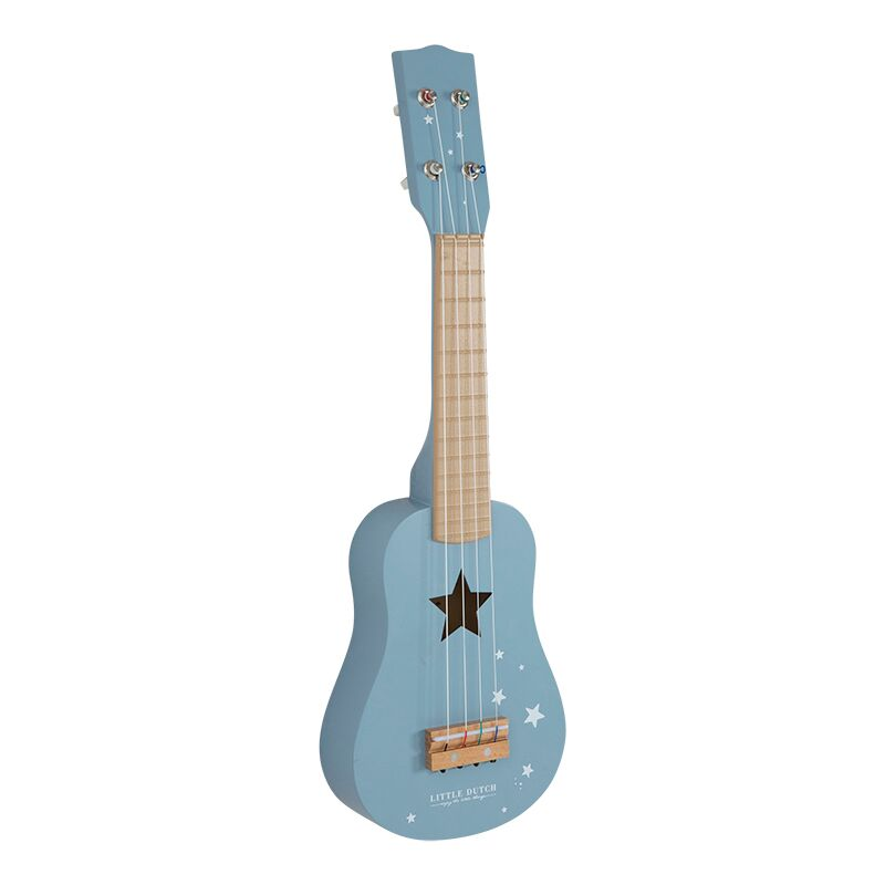Little Dutch - Gitaar - adventure blue