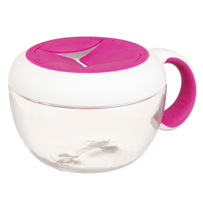 OXO tot - Flippy snackdoosje - pink